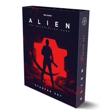 ALIEN RPG: Starter Set + PDF в D&D и други RPG / Други RPG