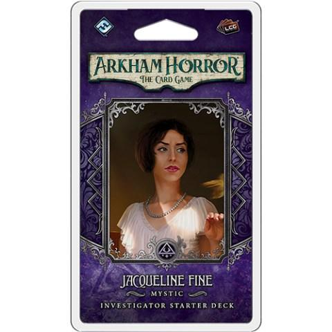 Arkham Horror: The Card Game - Jacqueline Fine Investigator Starter Deck