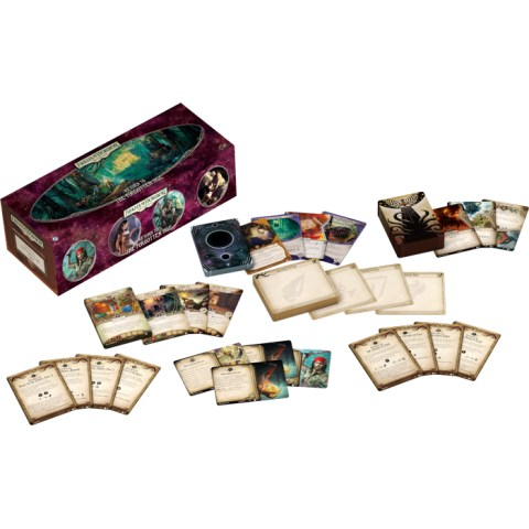 Arkham Horror: The Card Game – Return to the Forgotten Age (2020) - разширение за настолна игра