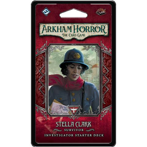 Arkham Horror: The Card Game - Stella Clark Investigator Starter Deck