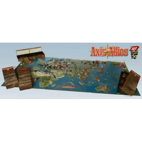 Axis & Allies Anniversary Edition (2017 Reprint) Board Game