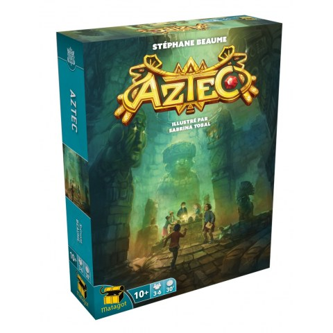 Aztec (2020) Board Game