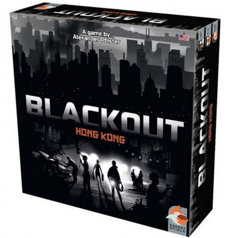 Blackout: Hong Kong (Second edition, 2019)