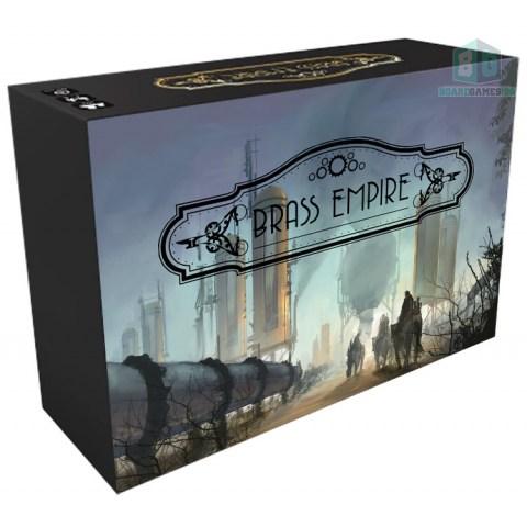 Brass Empire (2016) - настолна игра