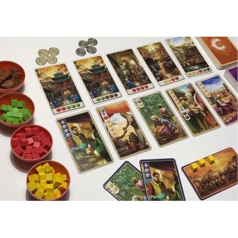 Century: Spice Road (2017) - настолна игра