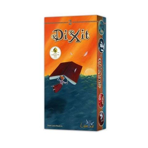 Dixit 2 (Quest, 2010) - разширение за настолна игра Диксит