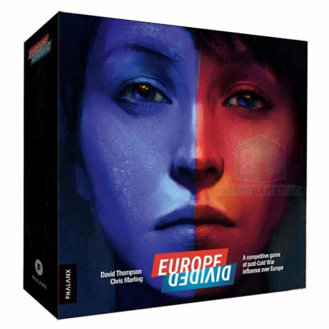 Europe Divided (2019) - настолна игра