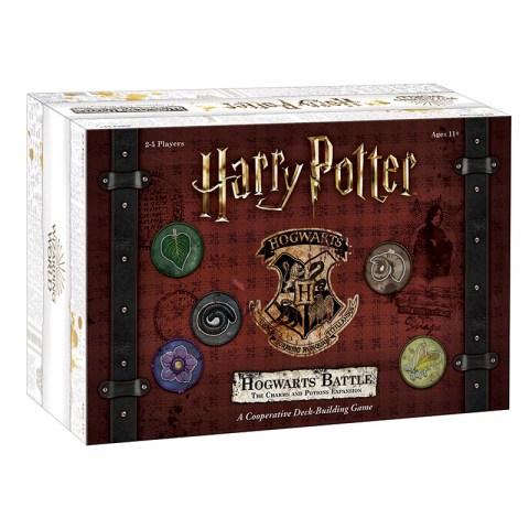 Harry Potter: Hogwarts Battle - The Charms and Potions Expansion (2020) - разширение за настолна игра