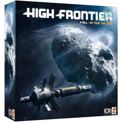 High Frontier 4 All (2020) - настолна игра