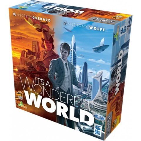 It's a Wonderful World (2019) - настолна игра