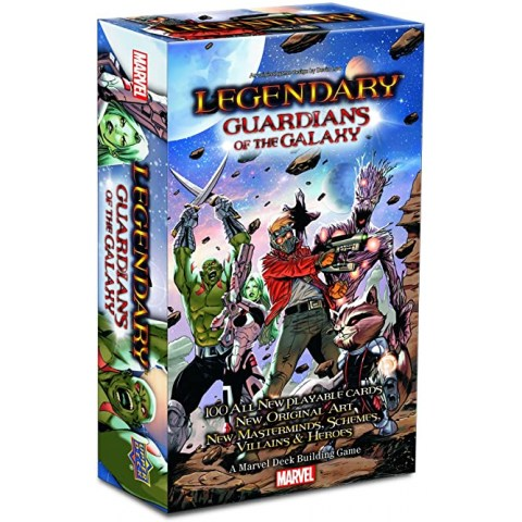 Legendary: A Marvel Deck Building Game - Guardians of the Galaxy (2014)