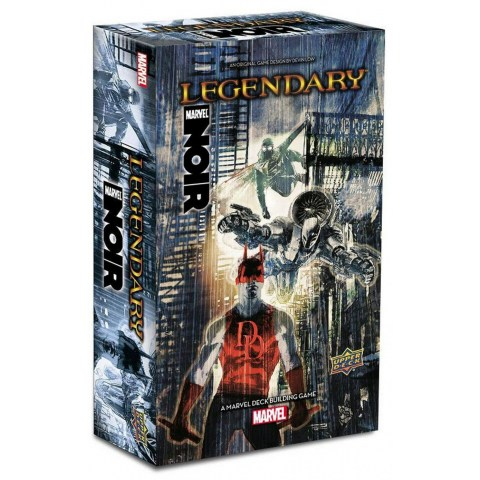 Legendary: A Marvel Deck Building Game - Noir Small Box Expansion Board Game