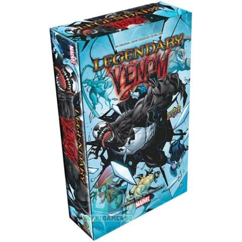 Legendary: A Marvel Deck Building Game - Venom Small Expansion (2019)