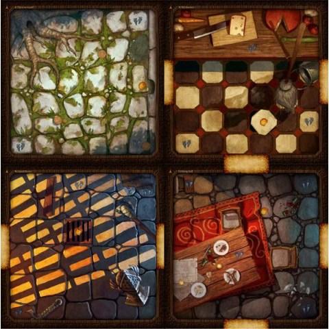Mice and Mystics (2012) - кооперативна настолна игра