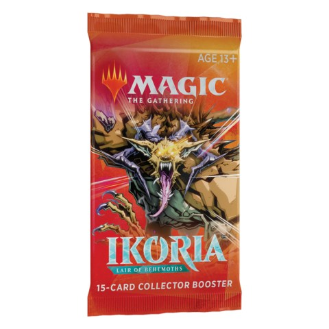 MTG: Ikoria: Lair of Behemoths - Collector Booster (1)