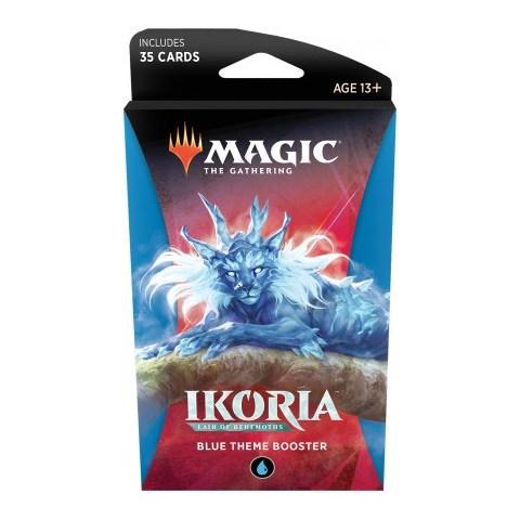 MTG: Ikoria: Lair of Behemoths - Theme Booster - Blue