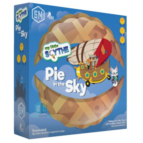 My Little Scythe: Pie in the Sky Expansion (2020) - разширение за настолна игра
