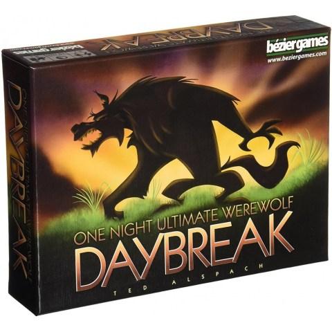 One Night Ultimate Werewolf Daybreak (2015) - настолна игра (и експанжън)