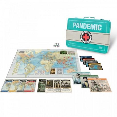 Pandemic: 10th Anniversary Edition  - настолна игра