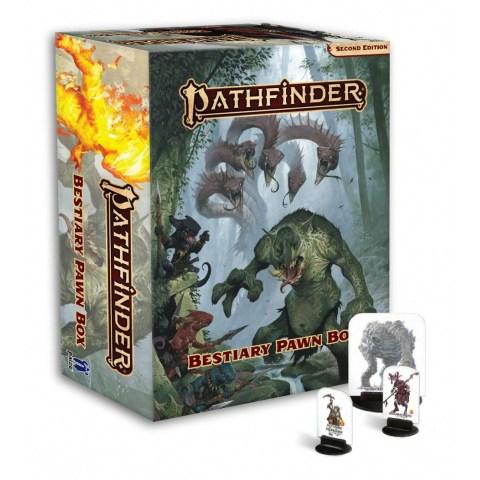 Pathfinder Pawns: Bestiary Box (Second Edition)