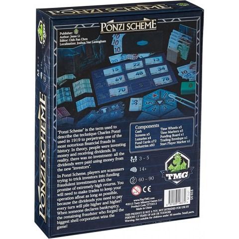 Ponzi Scheme (2015) - настолна игра