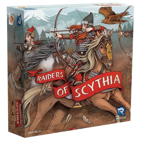 Raiders of Scythia (2020) - настолна игра