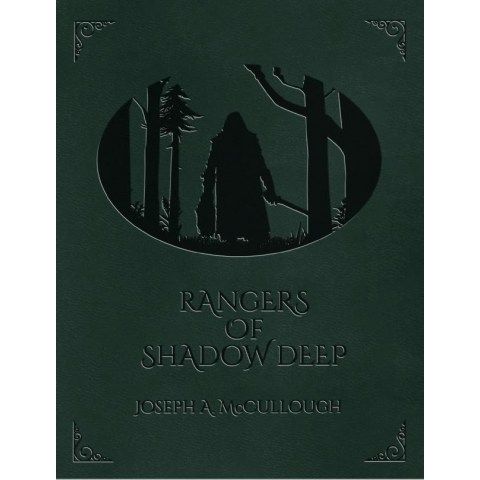 Rangers of Shadow Deep Adventure Game Deluxe Edition Board Game