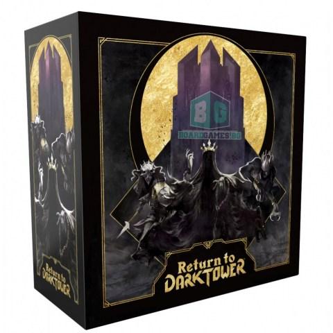 Return to Dark Tower (Kickstarter Edition +SGs, 2021) - настолна игра