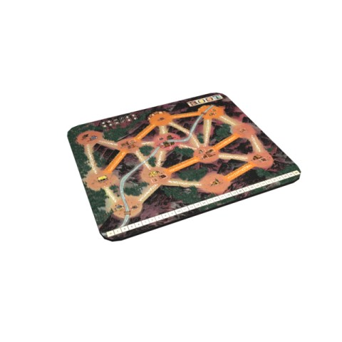 Root: Mountain / Lake Double-sided Playmat Board Game