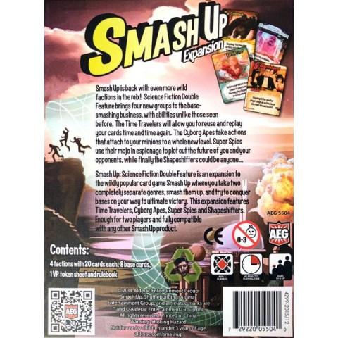 Smash Up: Science Fiction Double Feature Expansion (2014)