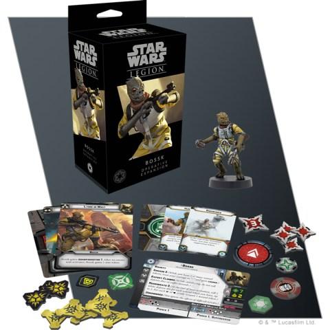 Star Wars: Legion – Bossk Operative Expansion Board Game