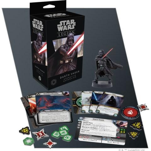 Star Wars: Legion – Darth Vader Operative Expansion Board Game
