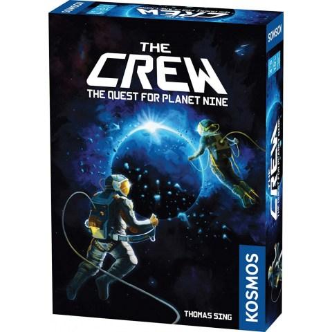 The Crew: The Quest for Planet Nine (2019) - настолна игра