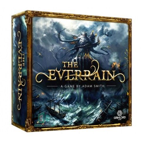 The Everrain (Retail Edition, 2020) Board Game