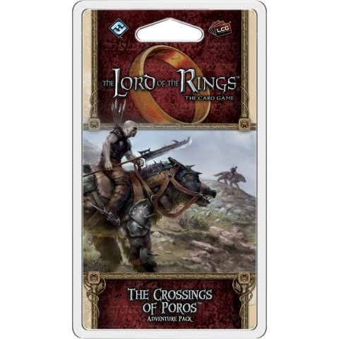 The Lord of the Rings LCG: Haradrim Cycle - The Crossings of Poros Adventure Pack