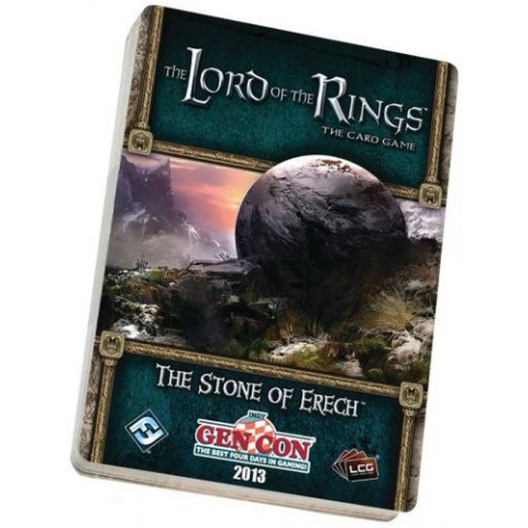 The Lord of the Rings: The Card Game - The Stone of Erech Standalone Scenario Board Game