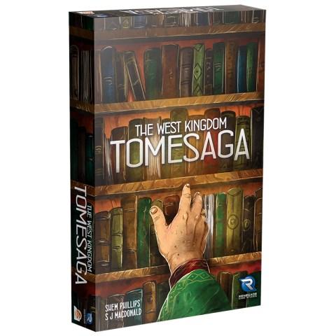 (Pre-order) The West Kingdom Tomesaga (2020) - разширение за настолна игра