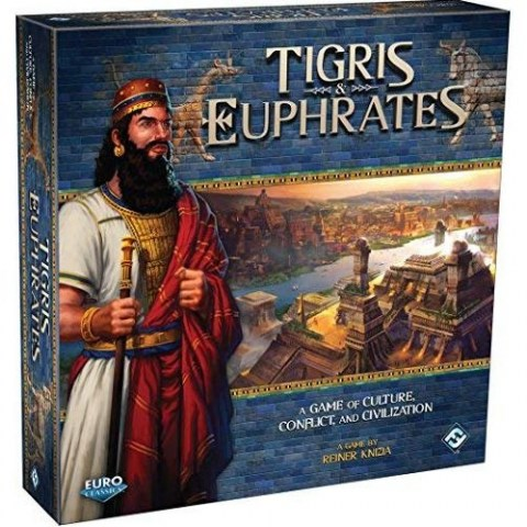 Tigris & Euphrates (2015) - настолна игра
