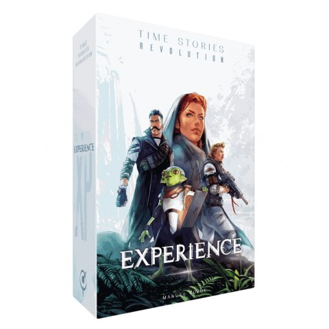 TIME Stories Revolution: Experience (2019) Board Game