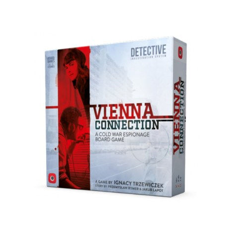 Vienna Connection (2020) Board Game