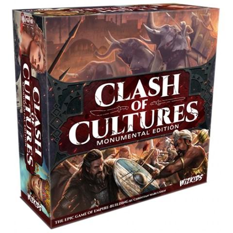 Clash of Cultures: Monumental Edition (2020) - настолна игра