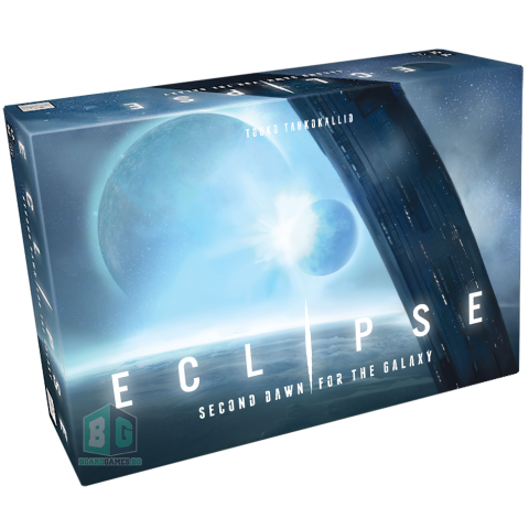 Eclipse: Second Dawn for the Galaxy (2020) - настолна игра