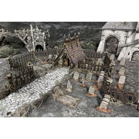 Battle Systems: Graveyard в Battle Systems