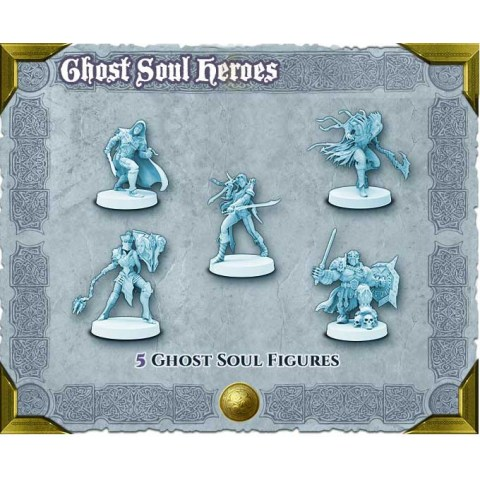 Sword & Sorcery: Ancient Chronicles - Ghost Soul Form Heroes