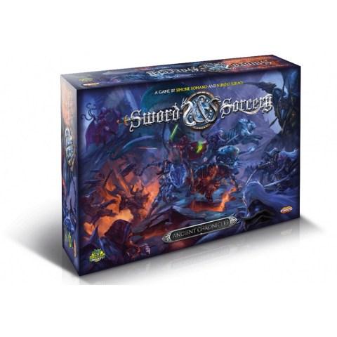 Sword & Sorcery: Ancient Chronicles (2020) - настолна игра