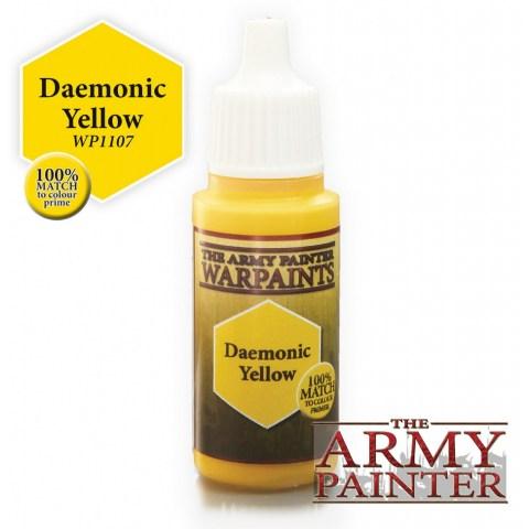 Army Painter Warpaints - Daemonic Yellow