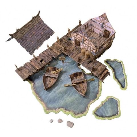 Battle Systems: Lake House в Battle Systems