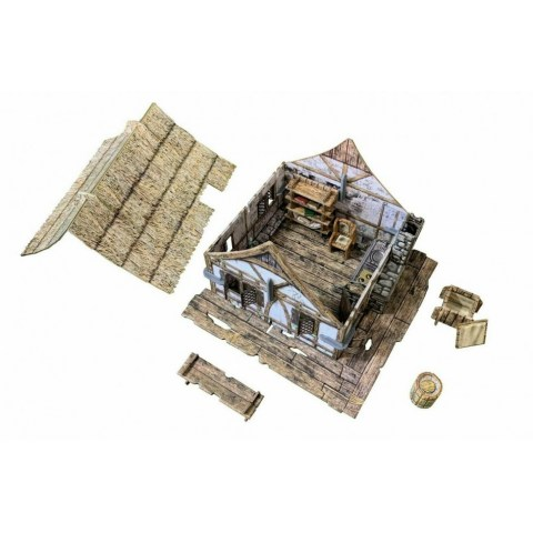 Battle Systems: Thatched Cottage в Battle Systems