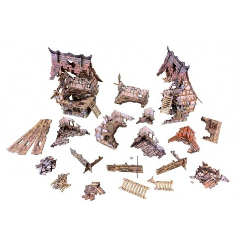Battle Systems: Village Ruins в Battle Systems