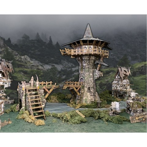 Battle Systems: Wizard's Tower в Battle Systems